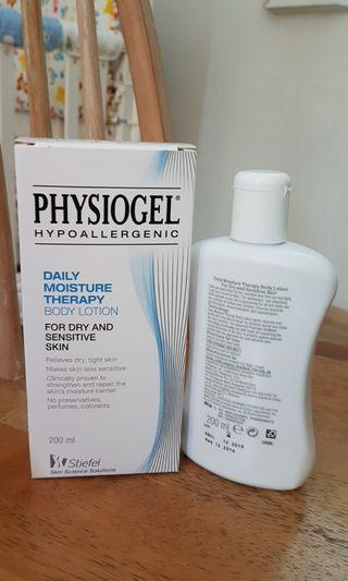Physiogel Moisture Cream Body Lotion exp Dec 19