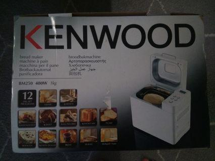 Kenwood Bread Maker BM250