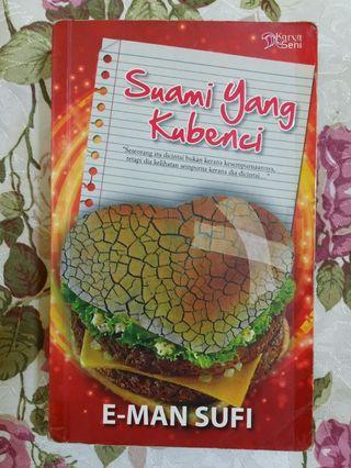 Novel Suami Yang Ku Benci, E-Man Sufi