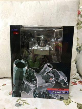 🚚 Transformers Megatron Hegemon from Toyworld