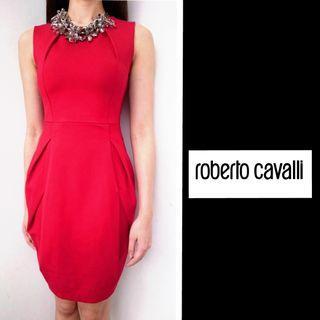 Roberto Cavalli Red