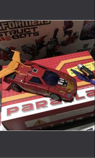 Transformers classics Rodimus Prime Fansproject Protector set
