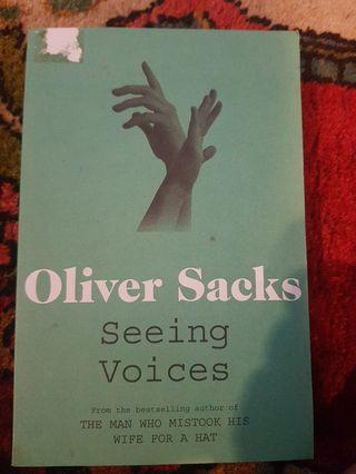 Seeing voices-oliver sacks