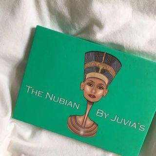 the nubian palette