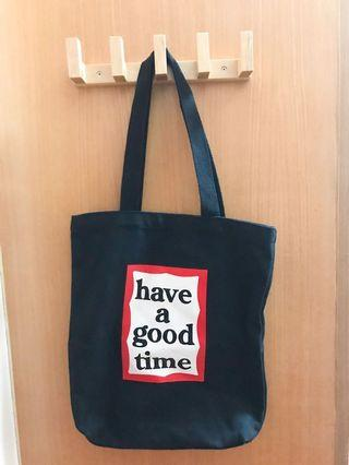 Have a good time 布袋 Tote Bag