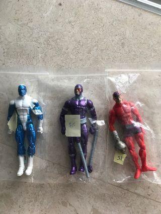 Marvel legends Avengers foes
