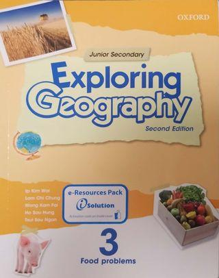Junior secondary exploring geography 3-Food problems