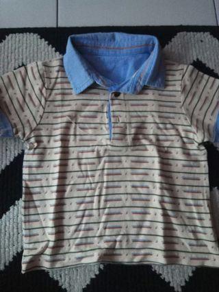 Polo shirt mothercare