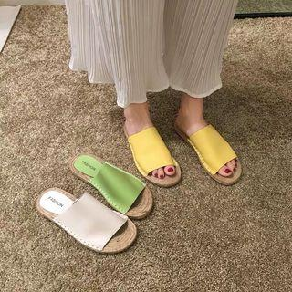 女2019夏新款拖鞋
