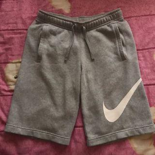 Nike 大logo棉褲
