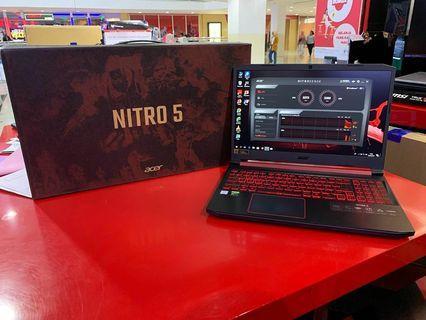 Kredit Acer Predator Nitro 5 AN515-52-51T2 CPU i5/8/1TB/Cicilan tanpa CC