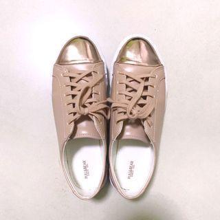 Pull & Bear Dusty Pink Sneakers
