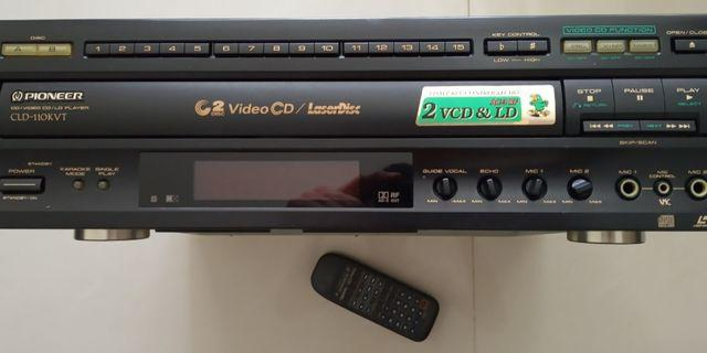Good condition Pioneer CD/Video CD/LD KTV player