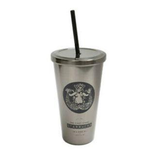 Starbucks 特別版 第一家店 Pike Place Stainless Steel Cold Cup 16 Oz