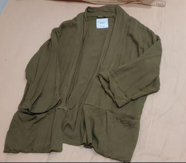 Pull & bear army outer