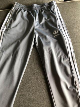 Women Adidas Track Pant in grey