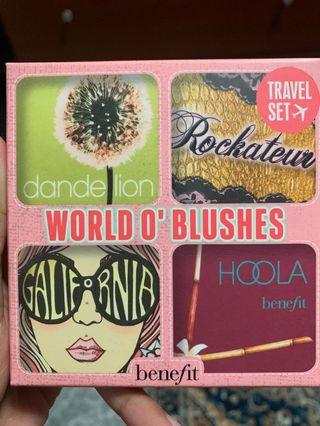 benefit 4-1 travel cheek palette