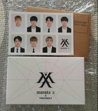 MONSTA X id photo