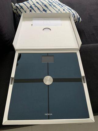 🚚 Withings body+ smart scale