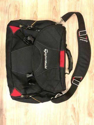 TaylorMade Messenger Sling Bag Laptop Padded Golf