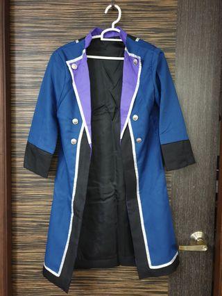 [Cosplay] K Project Saruhiko Fushimi Coat
