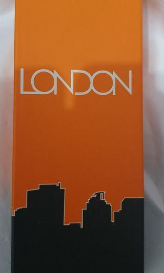 Presence Perfume - Cities Series (London)
