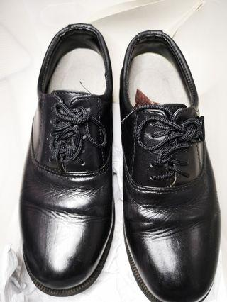 High Quality Genuine Leather Marching Shoes