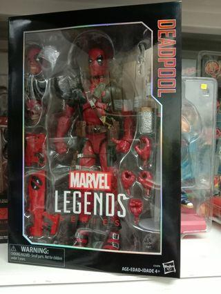 Marvel legends 12 inches deadpool