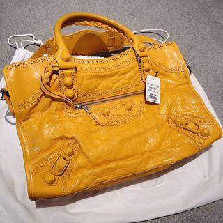 💛🧡Balenciaga City Bag (BRAND NEW)