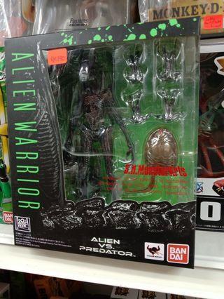 Sh monster arts avp alien warrior