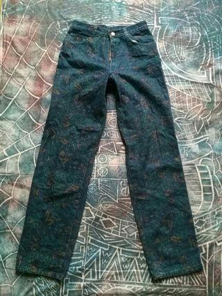 Vintage High waisted jeans Japan