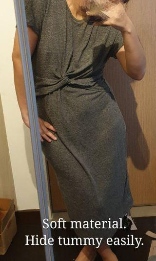 BN grey dress