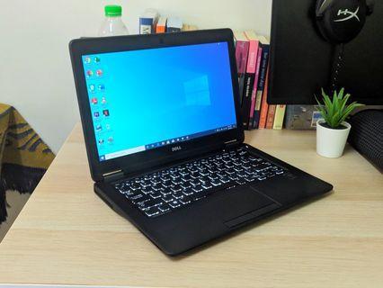 Dell Latitude E7250 16GB RAM 256GB SSD Core i5 Ultrabook