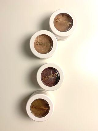 ColourpopxKarrueche Tran - supershock eyeshadow set