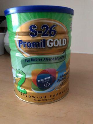 🚚 S26 promil gold +$10 voucher