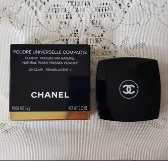 Chanel Natural Finish Pressed Powder