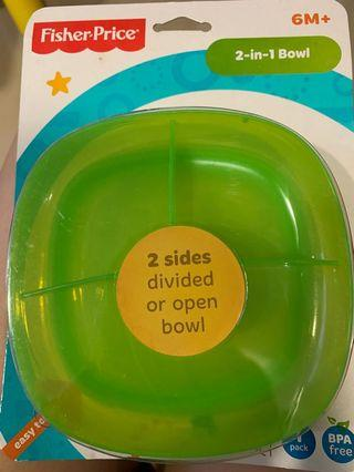 🚚 Bn fisher price 2-in-1 bowl