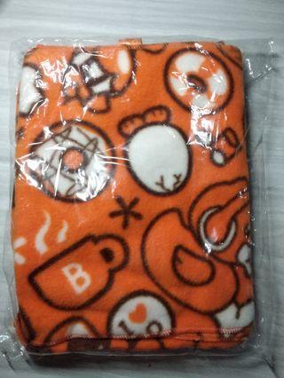 B-Duck orange craft