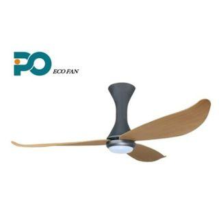 "PO ECO 36"" ALBA Ceiling Fans With LED Light"