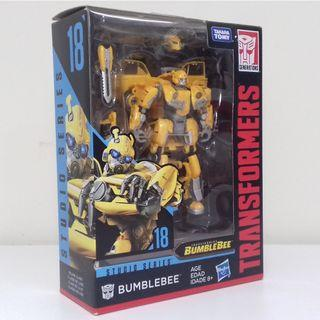 Transformers Studio Series 18 Bumblebee (Trade)