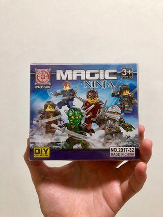 🚚 Magic Ninja Lego