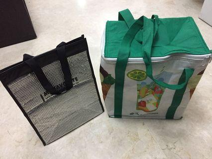 2 Cooler Bags in excellent condition
