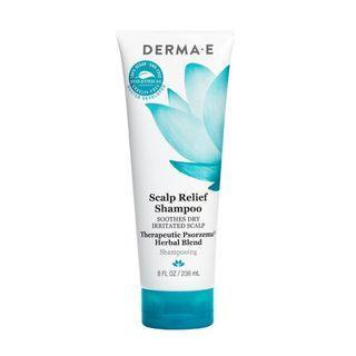 🚚 Derma E – Psorzema® Therapeutic Herbal Blend - Scalp Relief Shampoo (236ml)