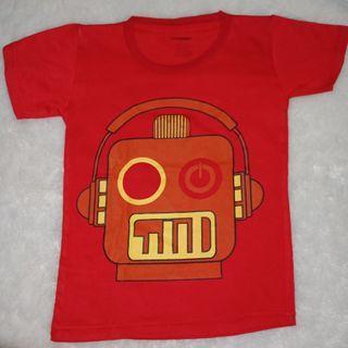 Kaos Anak Laki-Laki gymboree merah #maugopay #joinjuli