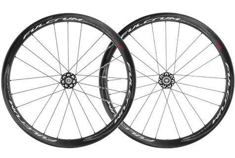 Fulcrum Quattro carbon DB wheelset