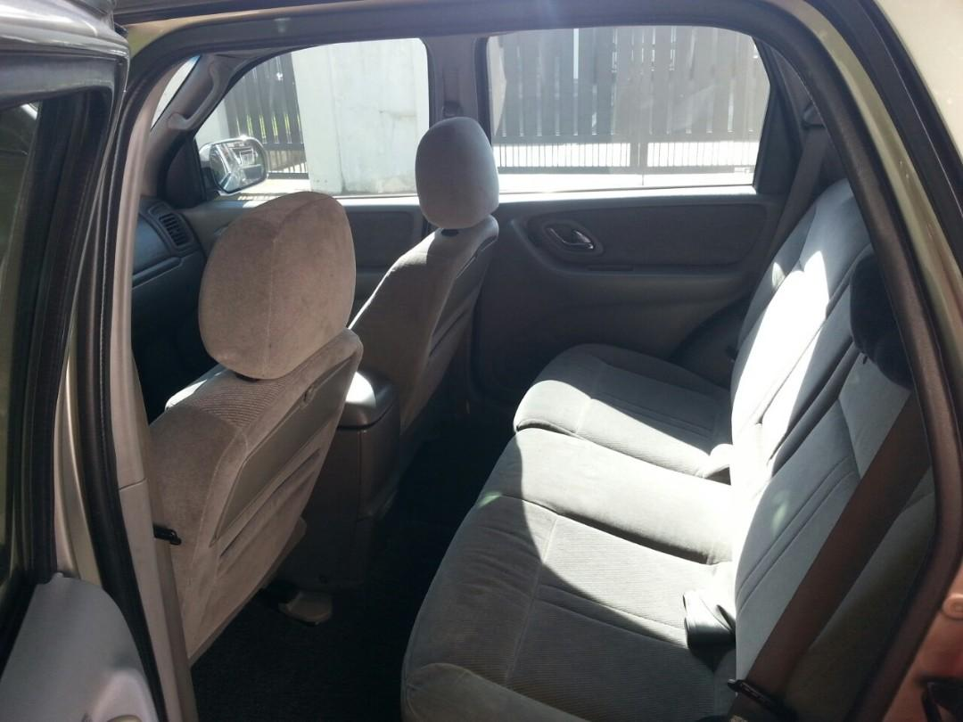 2006 edition mazda tribute limited 4 cyl