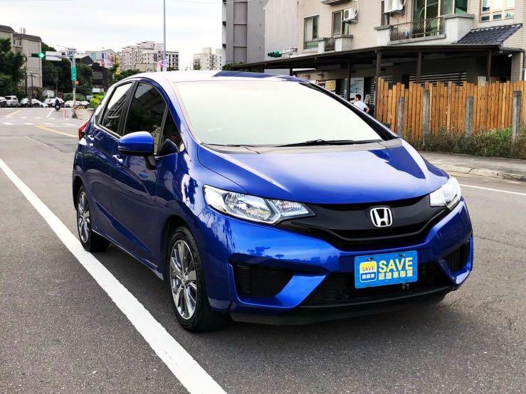 2016年 本田 Fit 1.5 Vti-s 小車大空間 保值省油又省稅