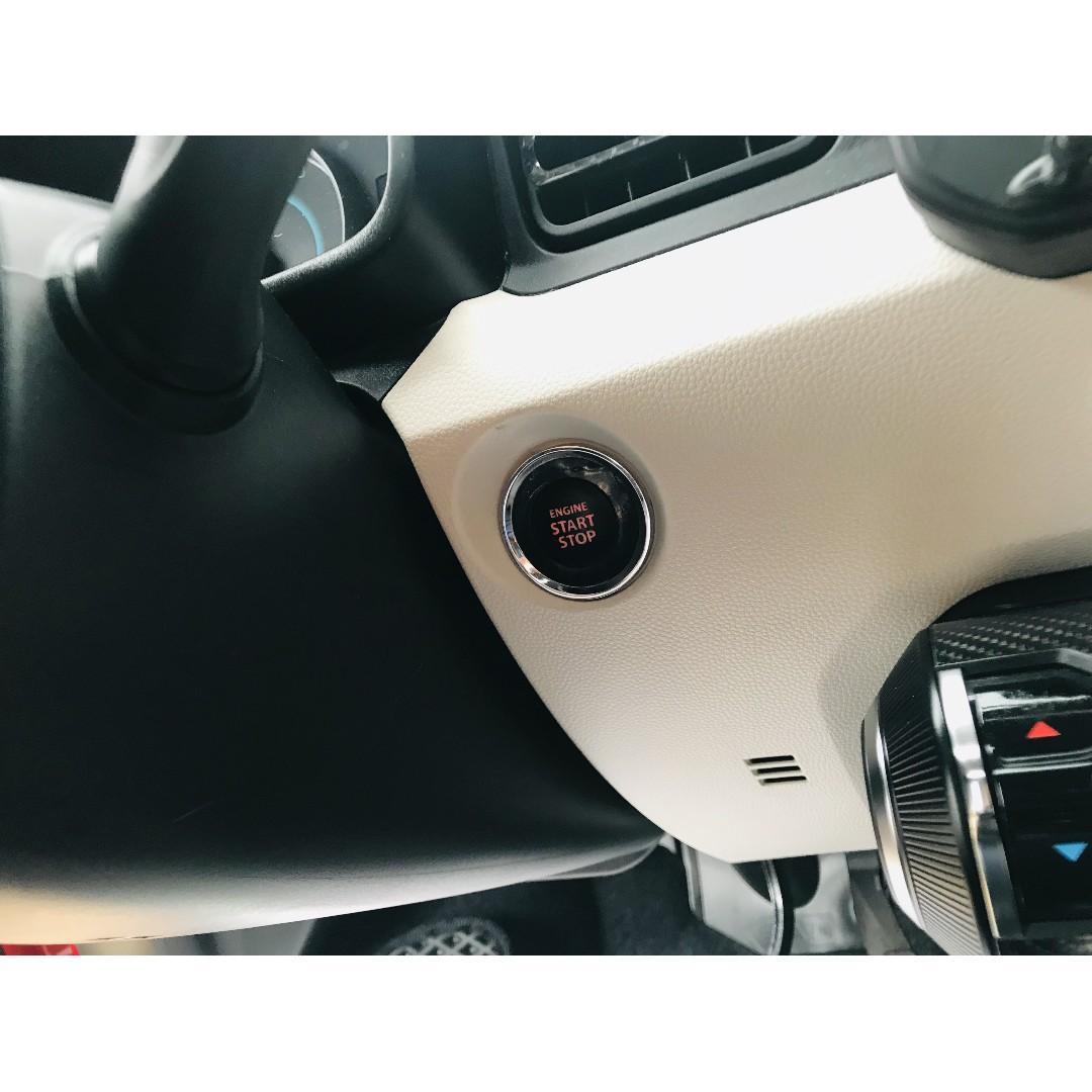 2017 Suzuki Ignis 1.2 GLX 伊格尼斯