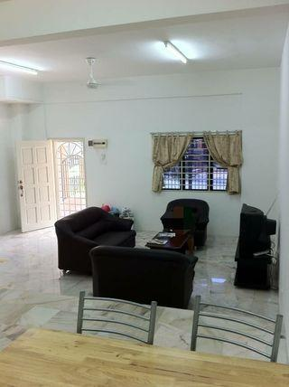 [RENT] NICE & COSY FULLY FURNISHED 2 STY TERRACE HOUSE SUNGAI LONG