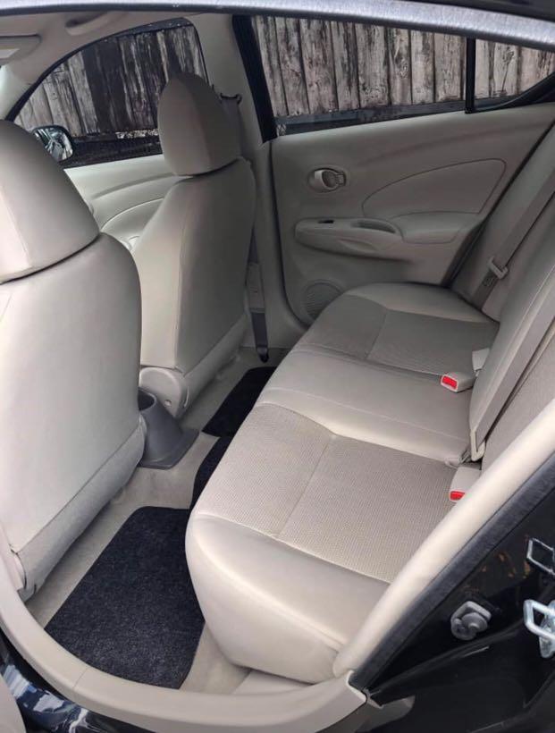 2018 Nissan Almera LE Matic
